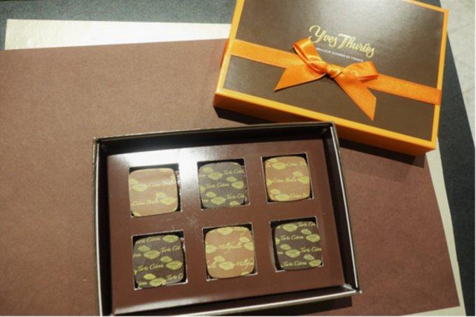 美食に精通するフランス巨匠が贈る、素材にこだわる2018年バレンタイン