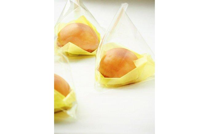 ジュワっとあふれ出すレモンの風味!しっとり柔らかなRyouraの「プチシトロン」