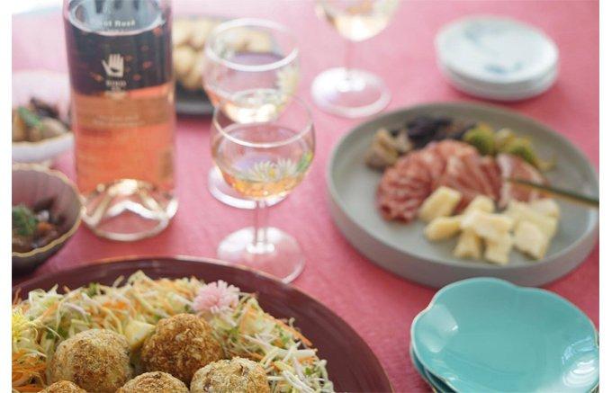 和食とも好相性!お花見にお勧めの豪州ワイン「バード・イン・ハンド ピノ ロゼ」