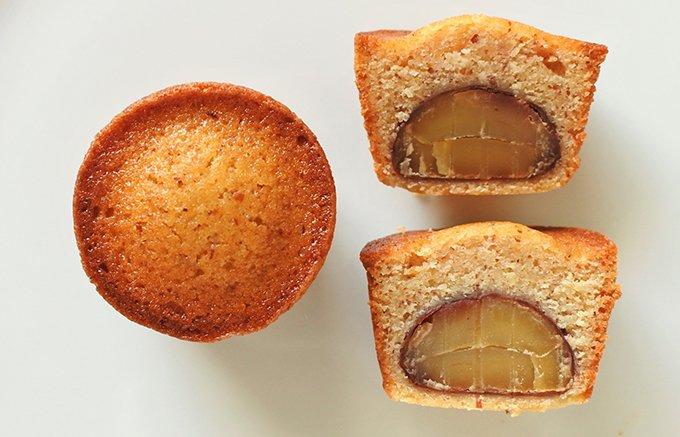 10年の歳月をかけて進化させてきた焼き菓子「フィナンシェ・マロン」