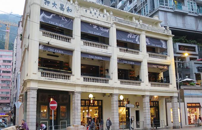 香港チャイニーズモダンが光るコーヒーセット