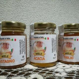 【イタリア・ピエモンテから】20年の熟練が詰まった「天然ハチミツ」
