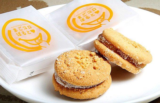 佐世保銘菓の「ぽると」に、食べやすい小さいバージョン「まごコロぽると」が新登場!
