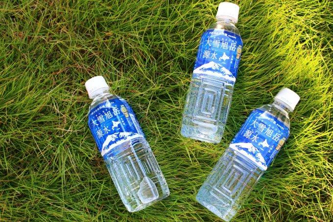 【北海道】大自然の天然フィルターが生んだ神秘の水「大雪旭岳源水」
