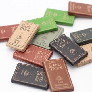 カカオ77%の苦さが癖になる!チョコレートの中にカカオが入った「カフェタッセ」