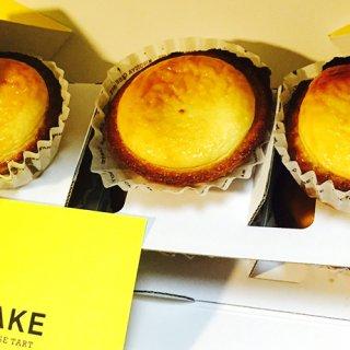 並んでも食べたい!北海道発の「BAKE」焼きたてチーズタルト