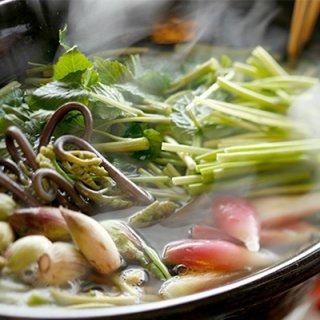名前が素敵。「春」の「にがみ」の「鍋」だって。