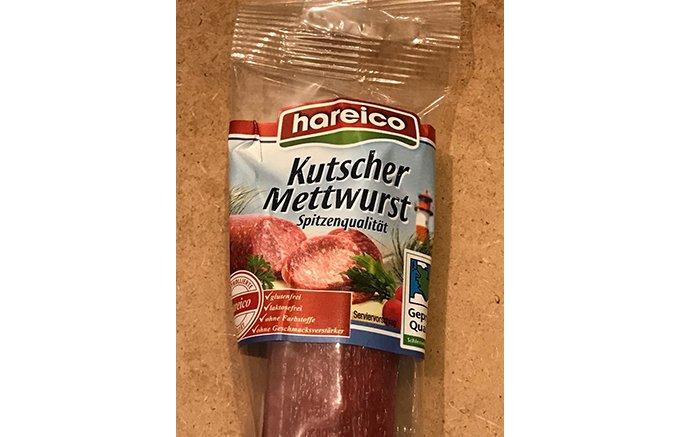 噛めば噛むほど旨みが溢れ出す!本場ドイツのサラミ「クッチャー・メットヴルスト」