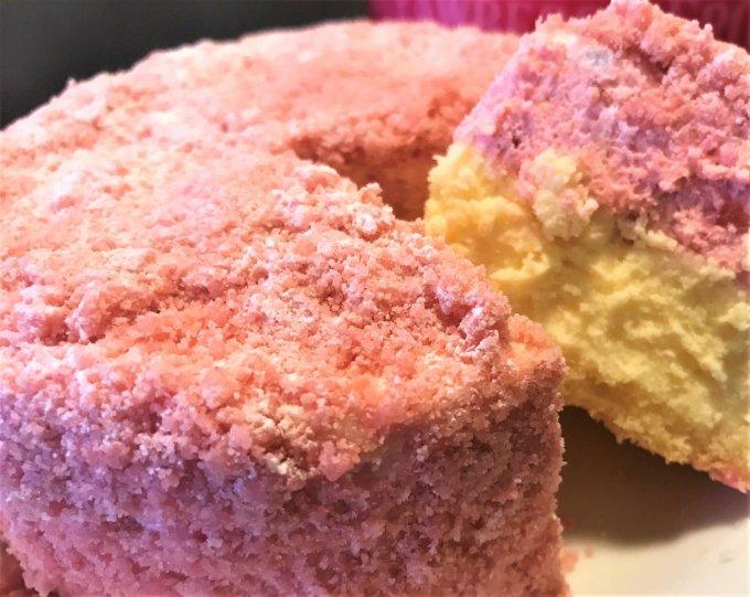 いちごとベイクドチーズケーキの芳醇な味わいが楽しめる「博多いちごフロマージュ」