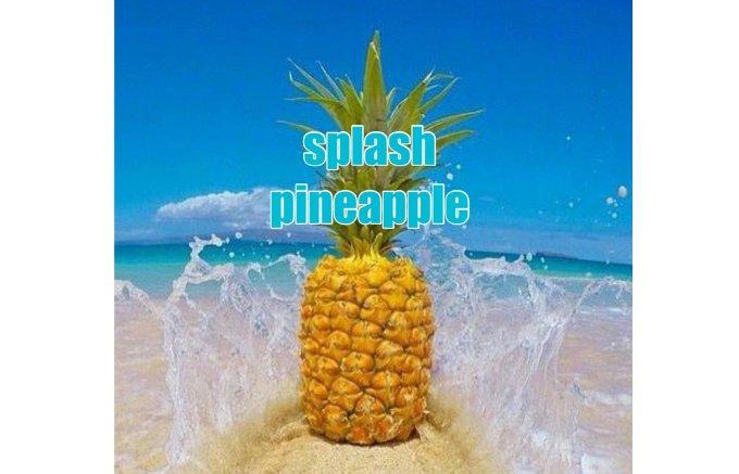 この夏は必見!新食感のシュワシュワパイナップル