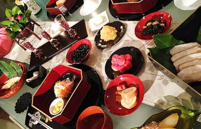 迎春テーブルに使える【カジュアル漆器】&【縁起箸置】