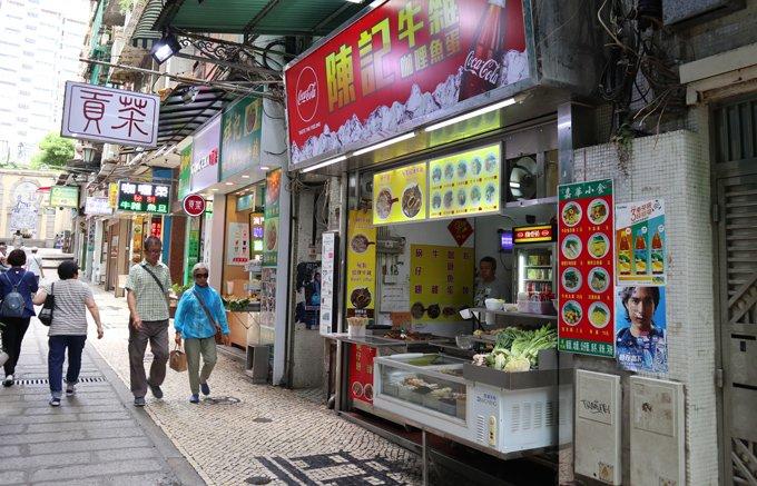 【マカオ極旨ストリートフード編】選べる具が楽しい「カレーおでん」はクセになる味!