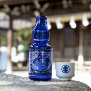 東海道・由比宿の広重ブルー・ボトル正雪純米大吟醸