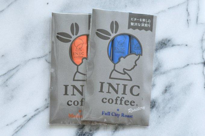 バレンタインのプチギフトにおすすめ!スイーツを引き立てる本格派INICコーヒー
