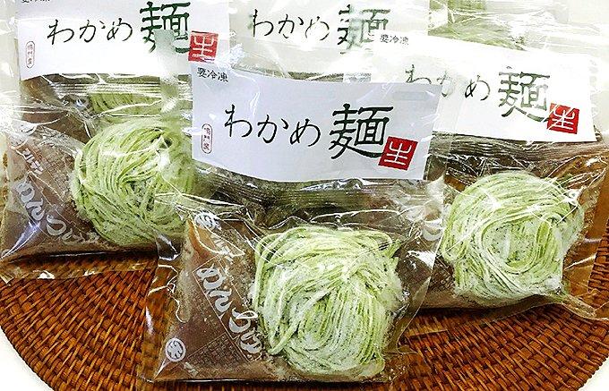 なぜ「鳴門×わかめ=わかめ麺」?! いいとこ取りの、驚きの掛け合わせ!