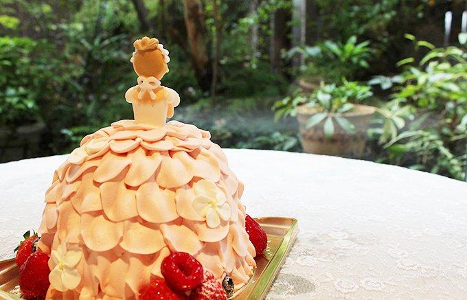 南青山アニバーサリーのデコレーションケーキ「スイートレディ」の女子力の高さ