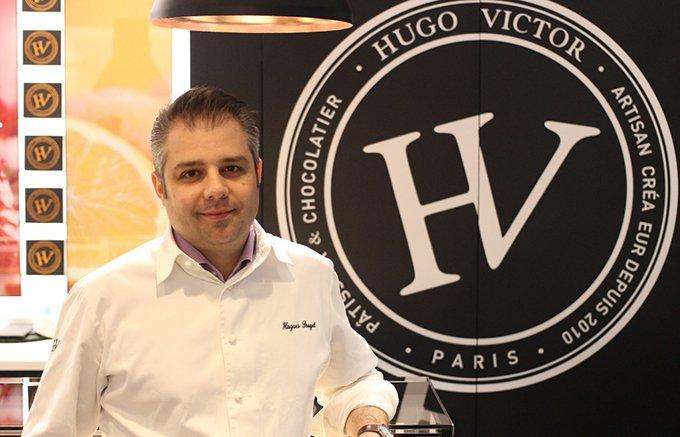 天才パティシエが創る「HUGO & VICTOR」の宝石のようなスイーツ