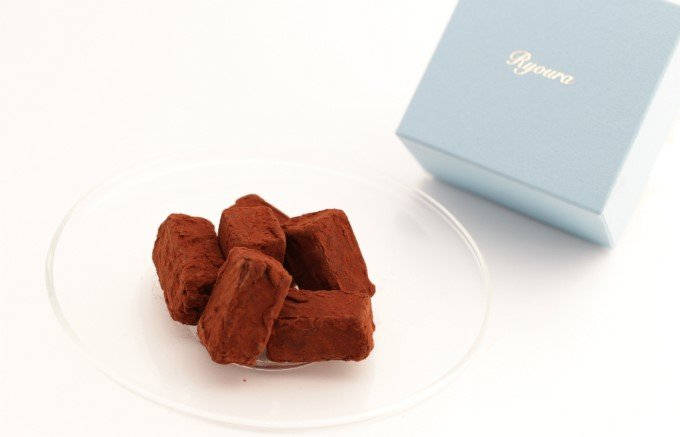 味がコクてふくよかで苦味もそれほど感じさせない、ヴァローナの「チョコレート」
