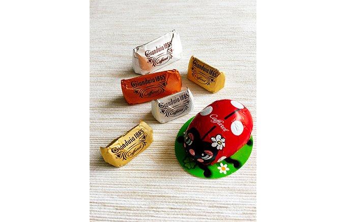 まろやかなコクが広がる イタリア老舗ブランドのジャンドゥーヤチョコレート