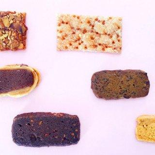 素材の良さと絶妙な甘さにサクサク食べられちゃう『エルベラン』のクッキー詰め合わせ