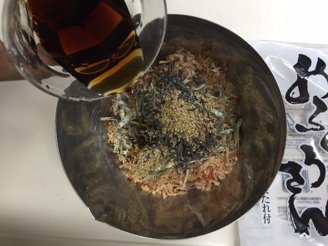 混ぜるだけの超簡単!手作り佃煮セット「おふくろさん」で後引くMY佃煮