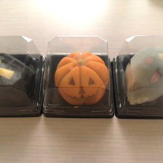 和菓子だって、ハロウィン!神楽坂「梅花亭」の洒落気たっぷりの練りきり