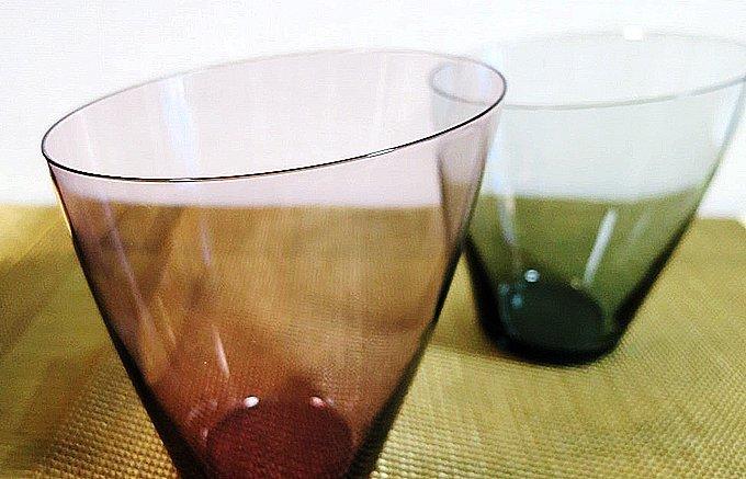 お祝いにおすすめ!見た目だけではわからない飲んでみてわかる使い心地の良いグラス