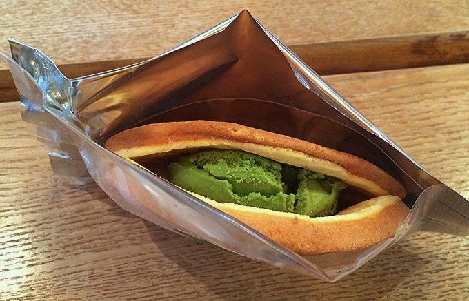 懐かしいお袋の味 静岡の老舗茶舗の「茶っふるアイス」