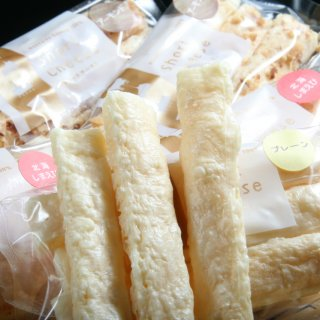 濃厚かつサクサクな焼きチーズスティック、北海道別海町のShort Cheese