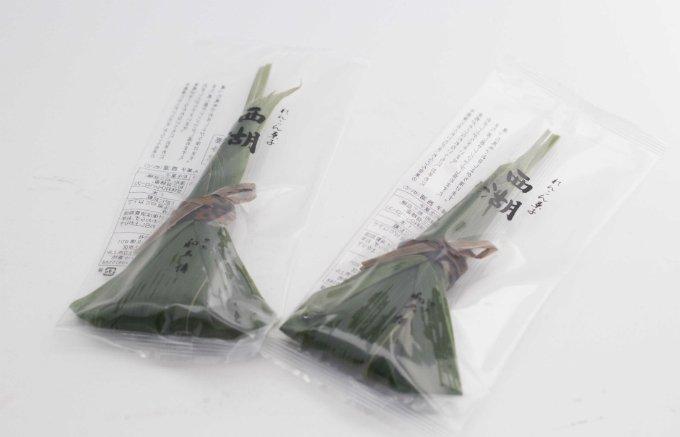 老舗料亭の味が楽しめる、とっておきの和菓子「れんこん菓子 西湖」