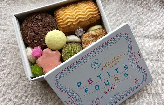 手に入るのはたったの2店舗!箱も中身もかわいい洋菓子で作った「春のふきよせ」