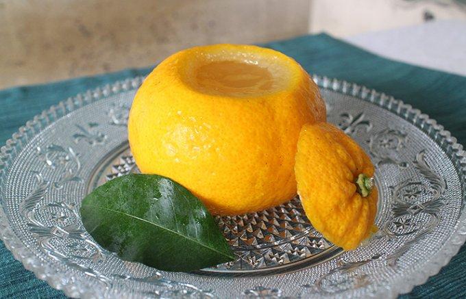 「夏柑糖」と言えば京都老松さん 究極の手造り夏の逸品