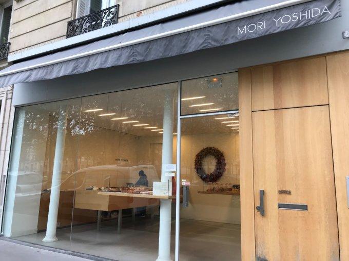 パリ左岸でショコラを買う。『MORI YOSHIDA』の「ボンボンショコラ」