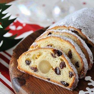 これを食べないとクリスマスが始まらない!アンデルセンの「マンデルシュトレン」
