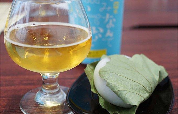 世の中の好みなんて聞かない!自由な発想で醸造する限定ビール。