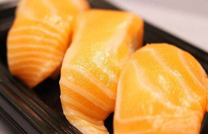 とろける美味しさ!ニュージーランド産「キングサーモン」