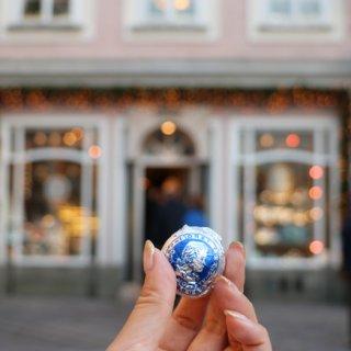 """モーツァルトの生まれ故郷""""ザルツブルグ""""でマストバイのお土産といえば……。"""