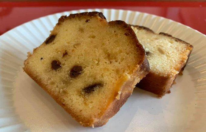 伊豆のオーベルジュで発見!しっとりオトナの極上パウンドケーキ