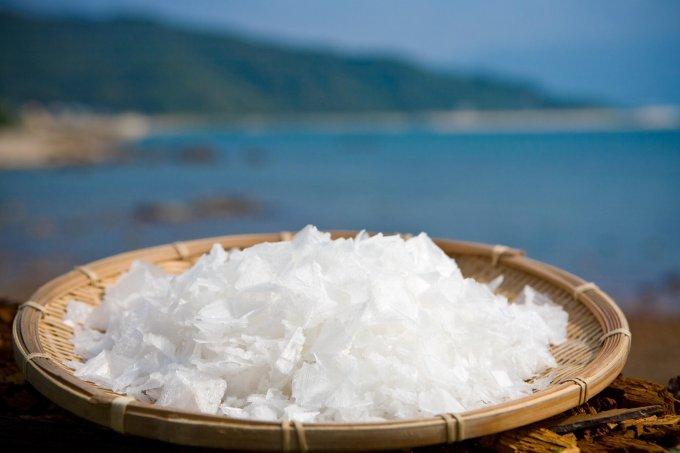 塩にこだわるとスイカが変わる!肉が変わる!「うまい!」の感覚も変える絶品「塩」