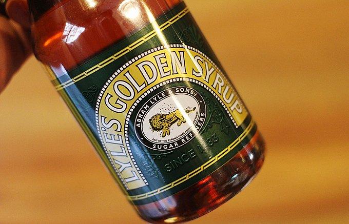 香ばしい深い味わいの英国シロップ「Lyle's Golden Syrop」