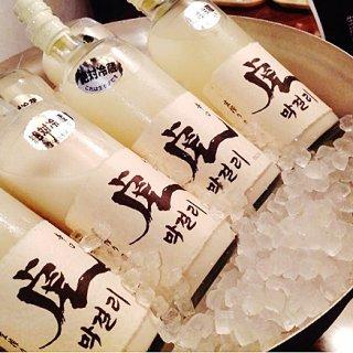 300年続く蔵元の生マッコリは日本酒ともいえる「虎マッコリ」