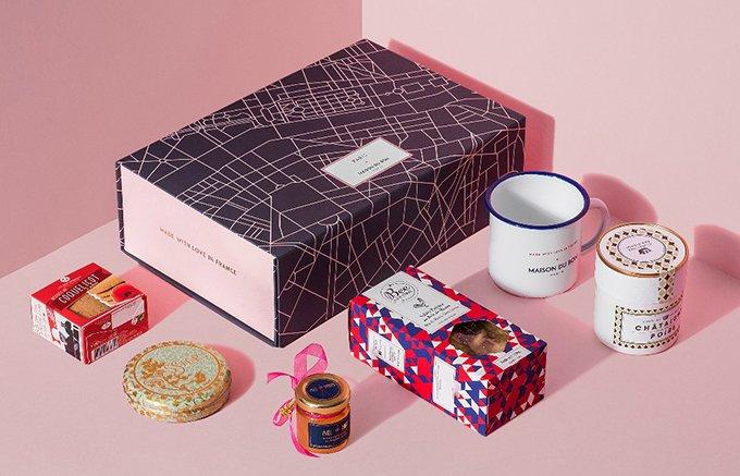 美味しいエスプリの詰まった上質なボックスギフト!パリ生まれのメゾン・デュ・ボン
