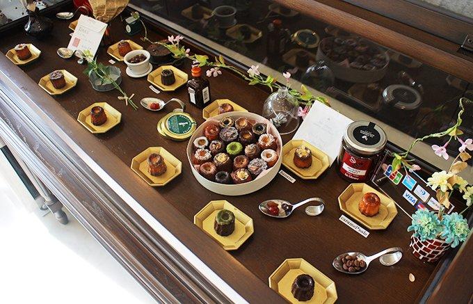 サクッ!ふわっ!の食感が魅力!カヌレ専門店「ガトーミュール」の可愛いカヌレ