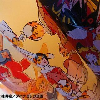 ボトルに描かれた美女たちはがんばる女性の象徴。日本酒、もっと楽しくいこう!