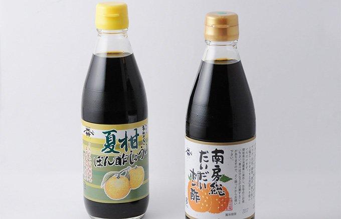 理屈でなく美味しいと感じてもらいたい!県内で一番南に位置する醤油蔵のぽん酢