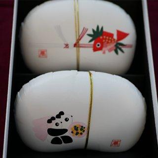 お年賀にびったり、まめや金澤萬久の豆菓子