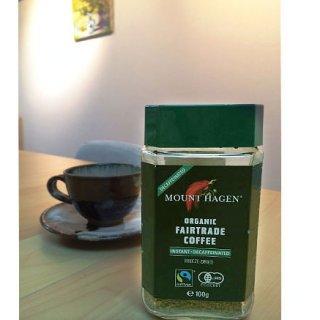 女性の私でも飲みやすいカフェインレス・コーヒー「MOUNT HARGEN」