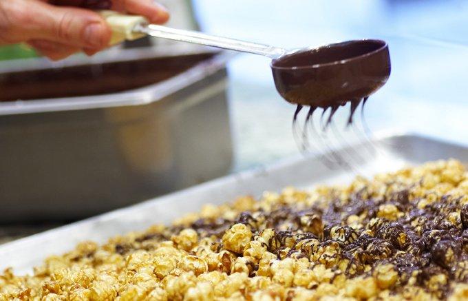 おいしい驚き!シアトル発ポップコーン専門店『KuKuRuZa Popcorn』