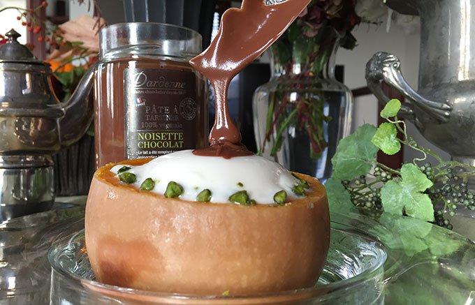 これぞ本物!フランスダーデン社の植物性100%チョコレートクリーム