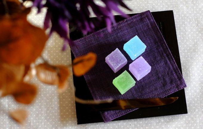 いづも寒天工房の「琥珀」は伝統菓子を現代風にアレンジした宝石のようなお菓子